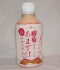 2866c 甘酒【篠崎/福岡】 国菊あまざけ PT300ml×20 [お取り寄せ]