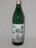 3186 芋焼酎 【出水酒造/鹿児島】 出水は鶴之里 900ml