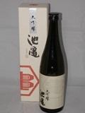 3323 【池亀酒造/福岡】池亀 亀印 大吟醸 720ml