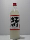 3423c 甘酒 【若竹屋/福岡】 あまざけ 720ml×6本 [お取り寄せ]