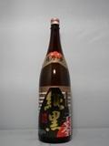 3524 芋焼酎 【田村合名/鹿児島】 純黒 薩摩乃薫 1800ml