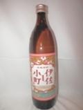 3597 芋焼酎 【大口酒造/鹿児島】 伊佐小町 900ml ☆