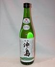 3922 【勝屋酒造/福岡】沖ノ島 純米酒 720ml