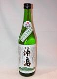 3923 【勝屋酒造/福岡】沖ノ島 本醸造 720ml