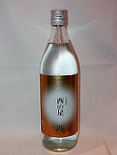 4011 麦焼酎 【三和酒類/大分】 西の星 25度 900ml