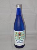 4041 【天吹酒造/佐賀】天吹 I LOVE SUSHI(あいらぶ すし) 辛口純米酒  720ml