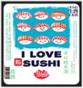4046【天吹酒造/佐賀】天吹 I LOVE SUSHI 中とろ (あいらぶ すし) 氷温貯蔵生酒 純米酒  720ml