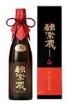 4349 【杜の蔵/福岡】独楽蔵 沁 (しん) 豊熟純米大吟醸 720ml