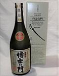 4384 【太久保酒造/鹿児島】侍士の門 芋焼酎 720ml 限定