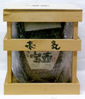 6604 米焼酎 【杜の蔵】 豪気 宝壷 1800ml