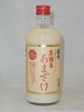 6775 甘酒【篠崎/福岡】国菊有機米100%あまざけ 500ml×6本