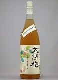 72 梅酒 【鳴滝酒造/佐賀】太閤梅 1800ml