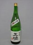 6589 【酒井酒造/山口】 五橋 純米酒 1800ml×3