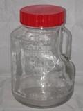 3768 デカンタ広口瓶 容量4L