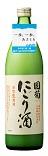 1028 【篠崎/福岡】国菊にごり酒活性生原酒 900ml