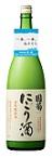 3405 【篠崎/福岡】国菊にごり酒活性生原酒 1800ml [お取り寄せ商品]