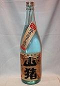 5765 芋焼酎 【すき酒造/宮崎】 須木 山猪 1800ml ☆