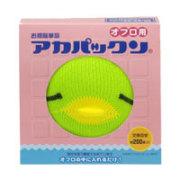 恵川商事 お掃除革命 アカパックン お風呂用 グリーン 1個入 4958099101961