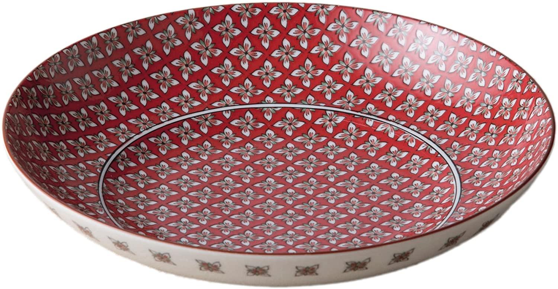 紅小花 盛鉢