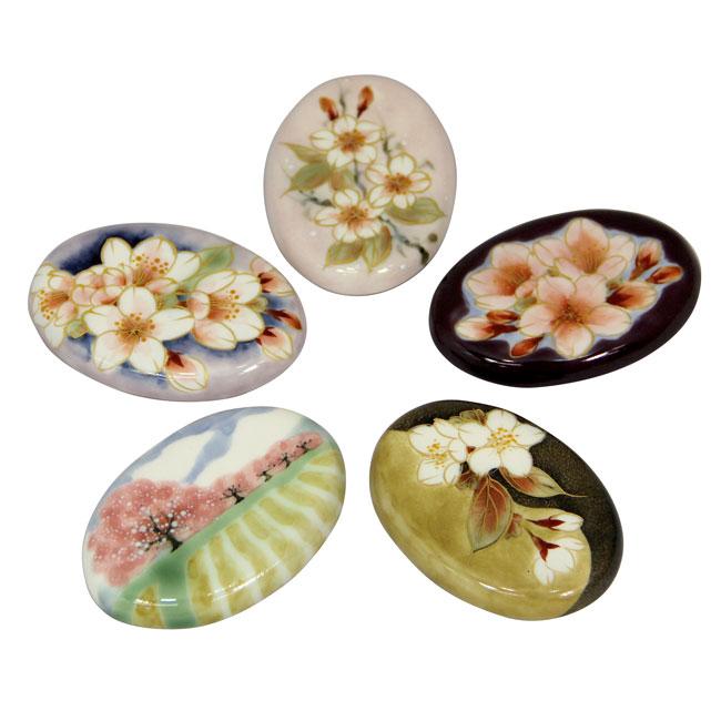 幽玄桜 箸置きセット