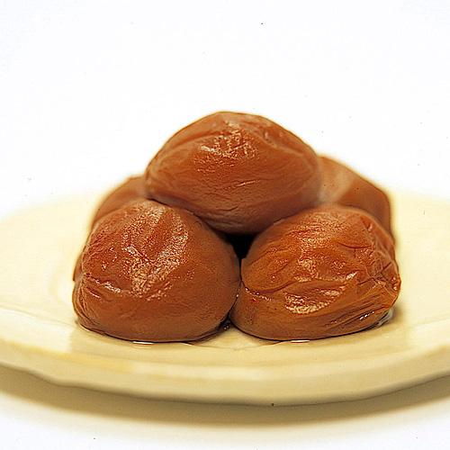 お徳用-黒酢の梅 1.1kg エコパック入り