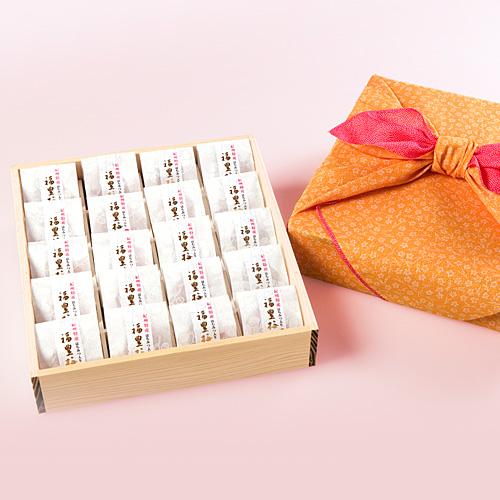 福豊梅 「個包装」 木箱入り20粒