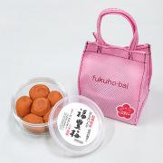 プチバッグ入梅干【ピンク】 [福豊梅 80g(5~6粒入り)]