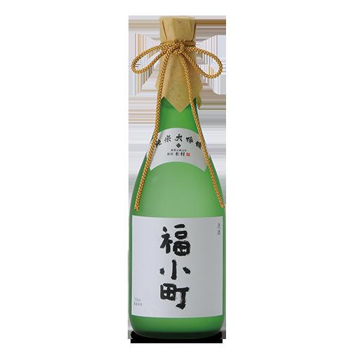 純米大吟醸 福小町 (720ml)