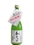 白い純米吟醸生原酒 春うさぎ 720ml