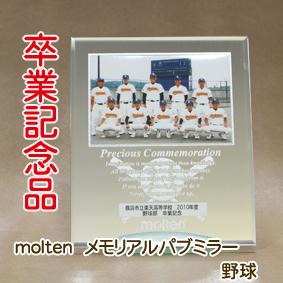 記念品♪メモリアルパブミラー 野球 【MPMSY】