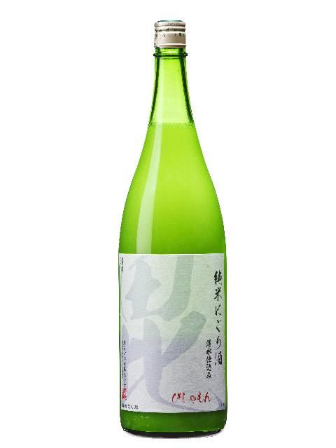 鮎正宗 純米にごり酒「毘」1800