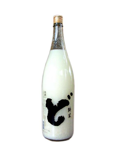 白瀑 純米にごり酒「ど」