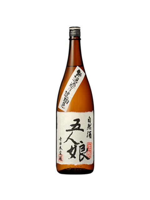 五人娘 純米酒1800