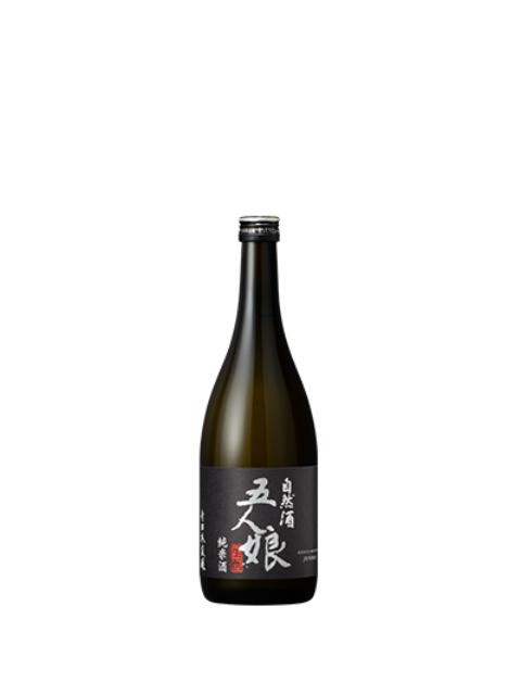 五人娘 純米酒720