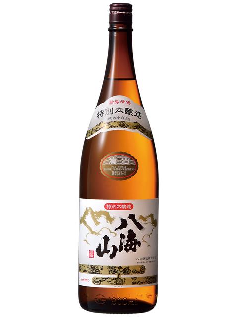 八海山 特別本醸造1800