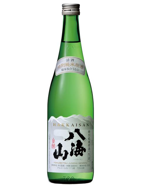 八海山 特別純米原酒720
