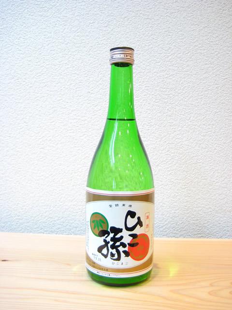 神亀 ひこ孫純米720