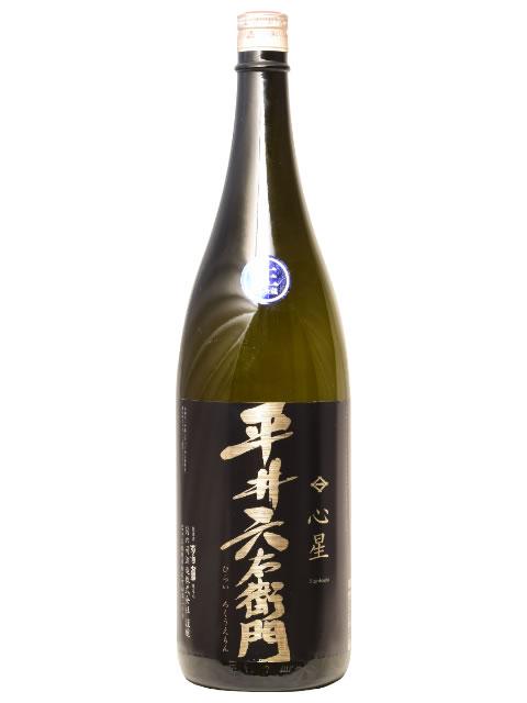 平井六右衛門 心星(生)1800