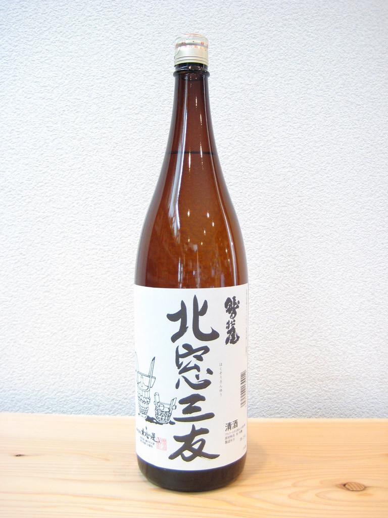 【日本酒】鷲の尾 北窓三友 1800ml