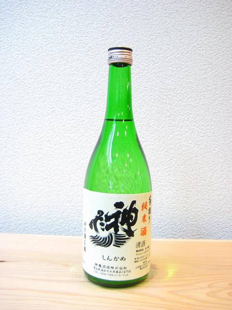 神亀 純米720