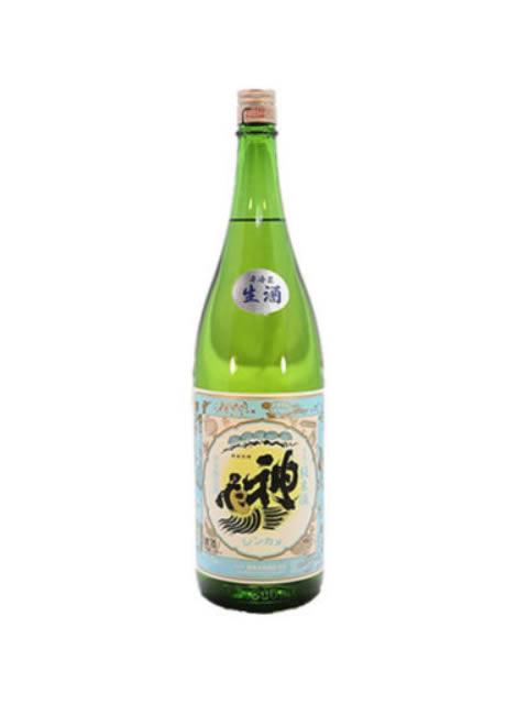 神亀 純米生酒 Light