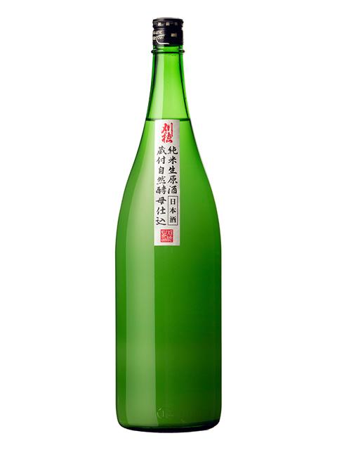 刈穂 蔵付自然酵母仕込み純米にごり生原酒1800