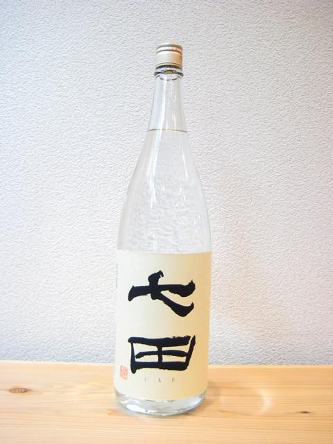 七田 酒粕焼酎1800