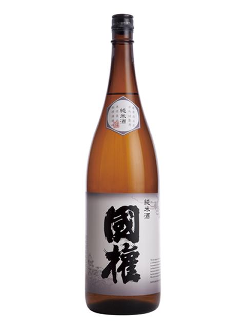 國権 純米酒1800