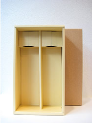 ギフト化粧箱 720ml×2本用