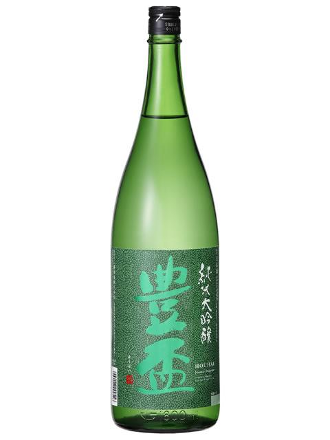 豊盃 純米大吟醸緑ななこメーカー画像