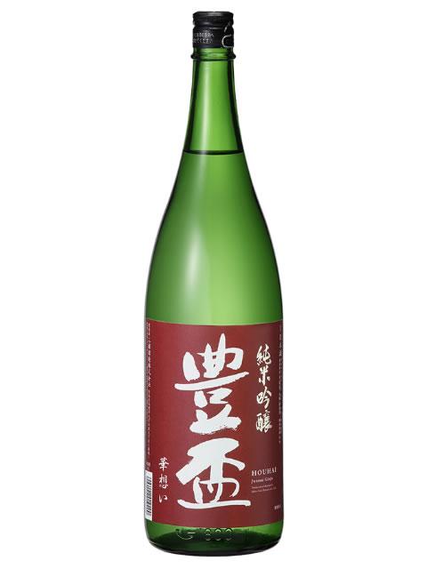 豊盃 純米吟醸華想いメーカー画像