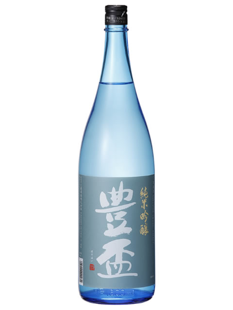 豊盃 純米吟醸 豊盃夏ブルーメーカー画像