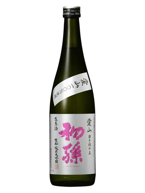 初孫 愛山生原酒720