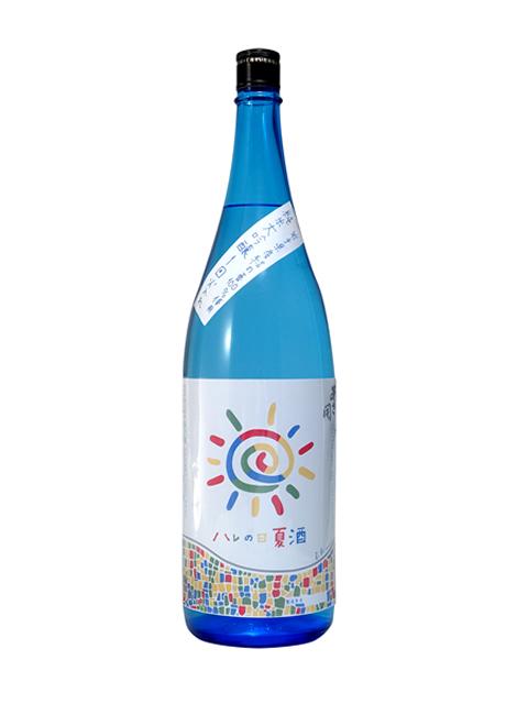 あさ開 純米大吟醸ハレの日夏酒1800